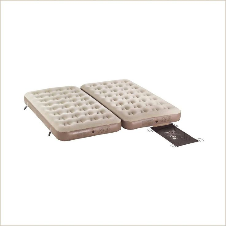 coleman twin size quickbed 4in1 air bed king mattress camping high inflatable