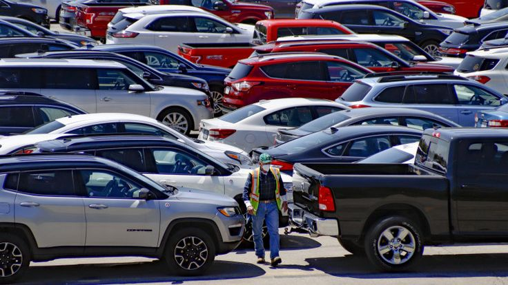 Used cars make their biggest price jump in a halfcentury