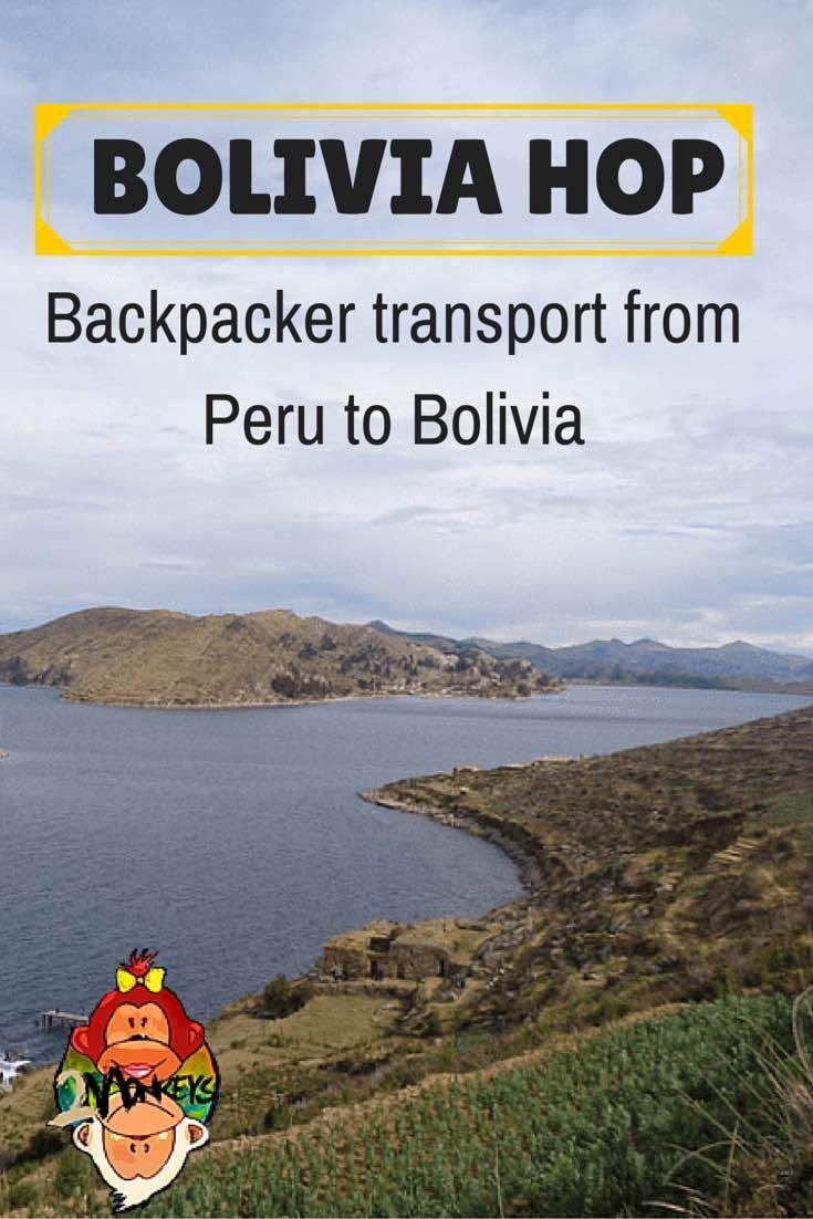 Bolivia Hop - Backpacker transport from Peru to Bolivia