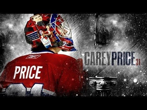The Best of Carey Price-the MAN