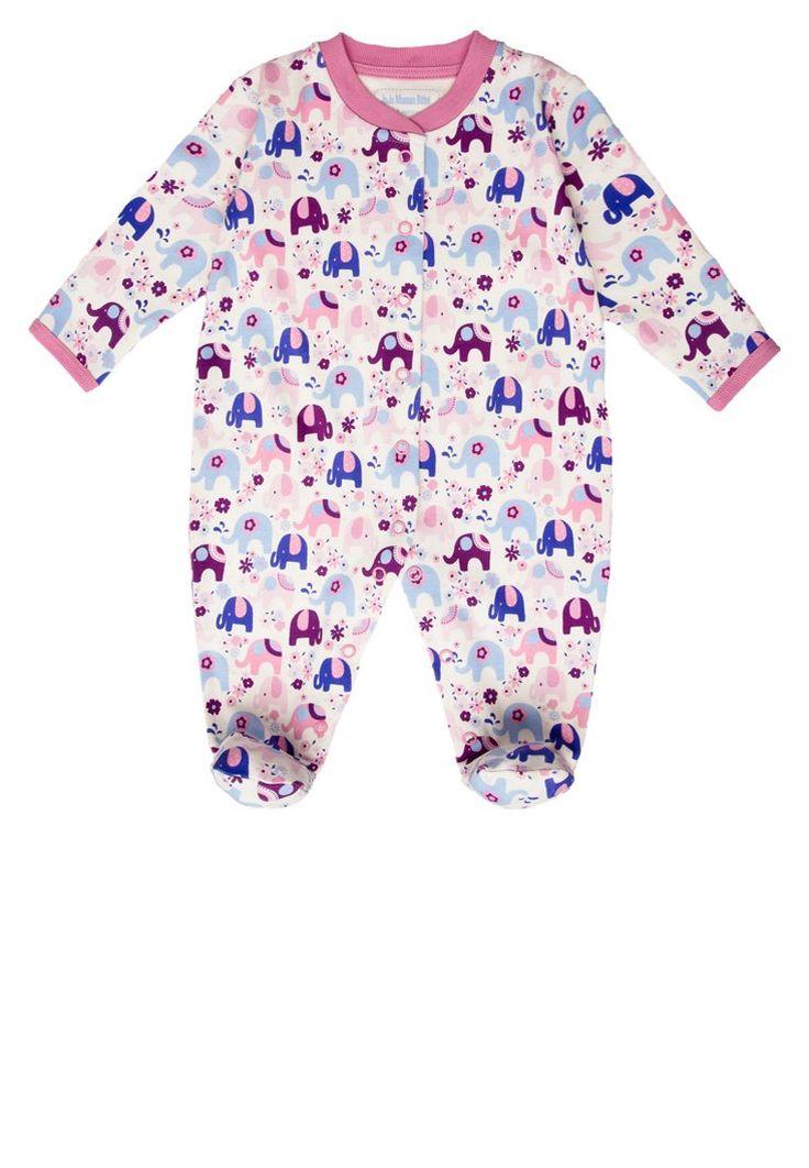 JoJo Maman Bébé - Pyjamas - fuchsia