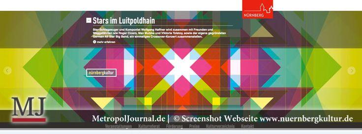 (NBG) Nürnbergs neue Kulturplattform des Kulturreferats geht online - http://metropoljournal.de/?p=9080