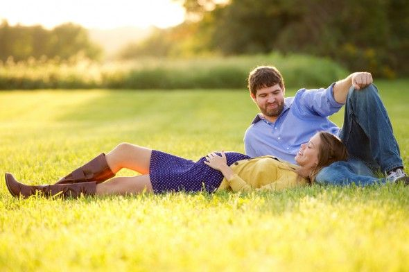 Maternity Session on the Family Farm with Renee and Tyler | Done Brilliantly