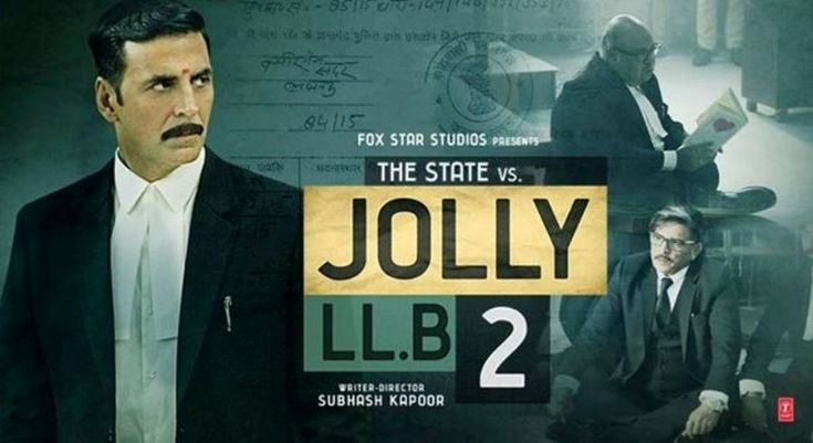 Jolly LLB 2 2017 Download Torrent Movie Link Free