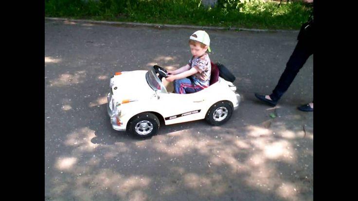 Дмитрий Комлев. Первый автомобиль