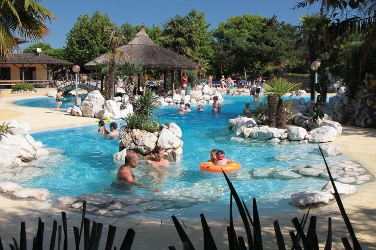 Camping Tahiti, Venetië - Bungalowtenten en stacaravans van alle aanbieders Boek je op CampingScanner.nl