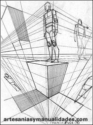 Dibujo técnico y perspectiva caballera