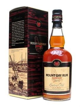 Barbadians love their Mount Gay Rum! It's the rum that invented rum, created in Barbados in 1703. The oldest brand of rum in existence. The rum of the sailing community and regattas.