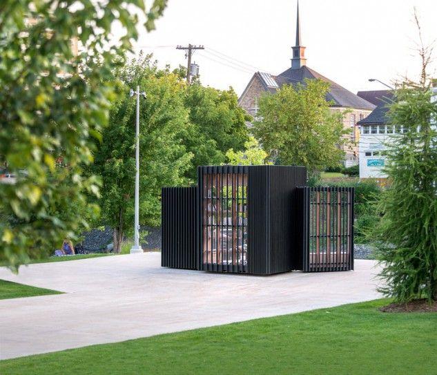 Story Pod, uma biblioteca urbana pensada para cidades que nunca dormem — idealista/news