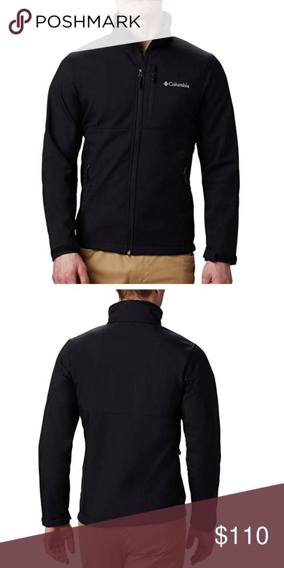 Columbia Soft Jacket Water + Wind Resistant | Soft jacket ...