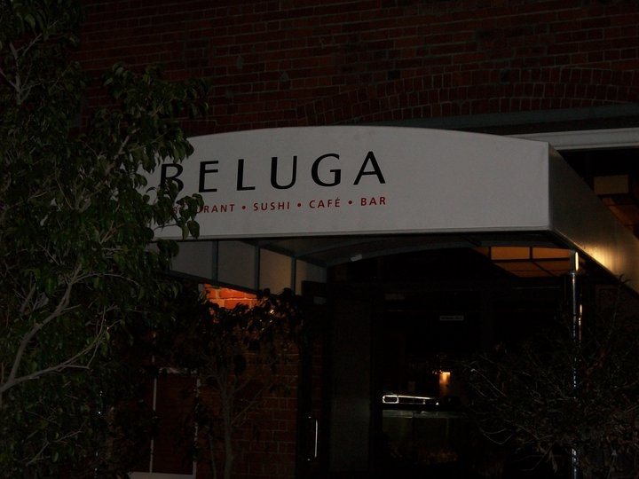 Beluga...what a good restaurant