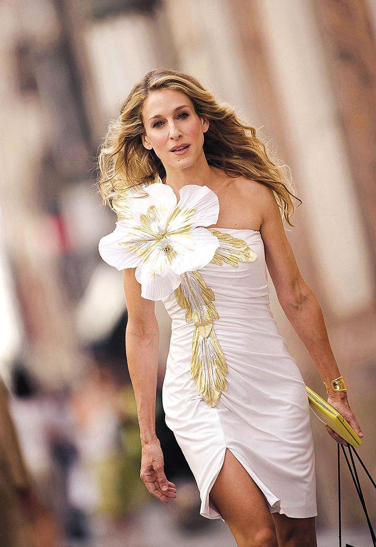 La actriz detrás de la inolvidable Carrie Bradshaw... este es el #StyleFile de Sarah Jessica Parker.