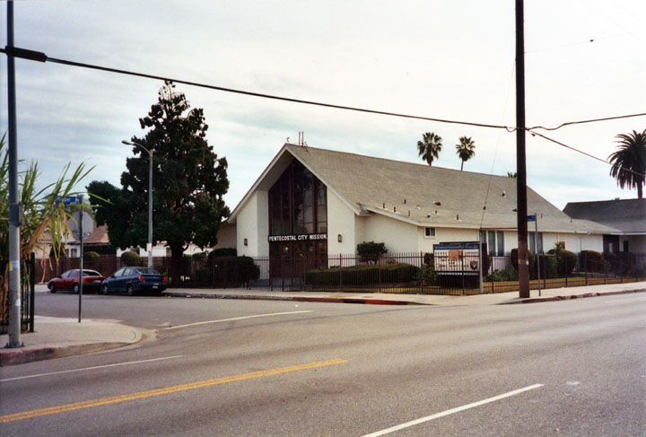 pentecostal church in los angeles