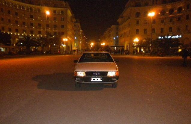 Audi @ Aristotelous square, Thessaloniki, Hellas (Greece)