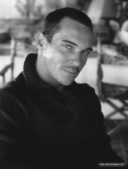 """Jonathan Rhys Meyers. He is in my all time favorite movie, """"August Rush!"""""""