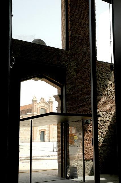 Nave 16 interior by Matadero Madrid, via Flickr