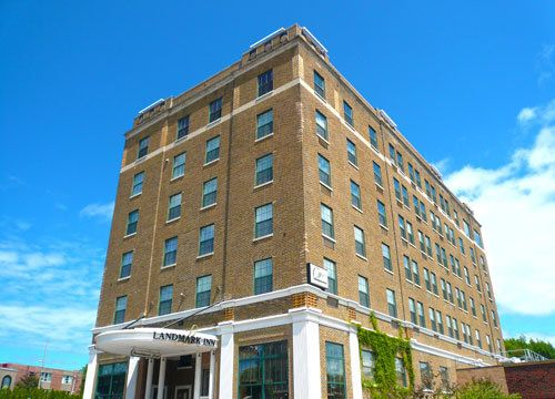The Landmark Inn  Michigan  The Librarian Is The Hotel U2019s Most Popular Ghost  It Is Said That