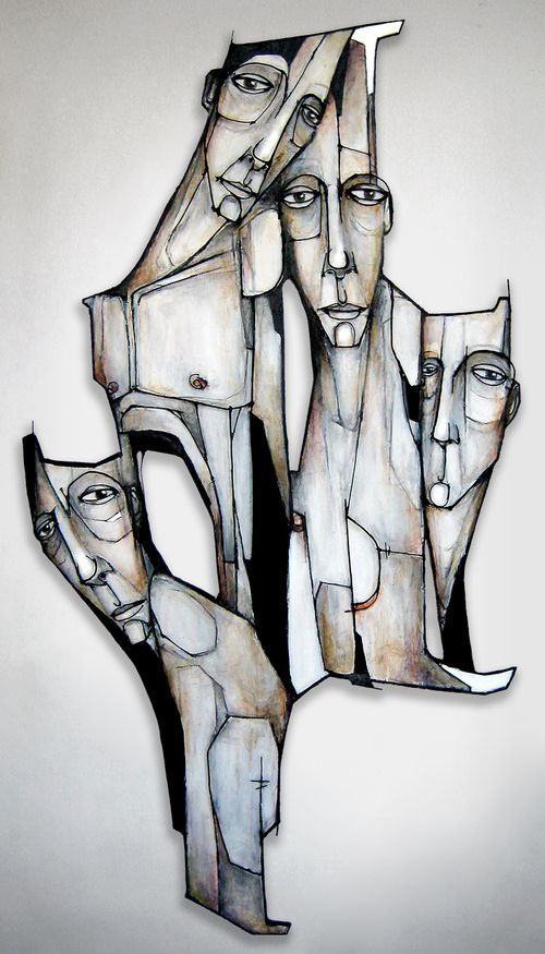 Damon Ginandes - Tribe