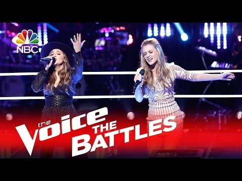 Top 9 Battle & Knockout (The Voice around the world IV) - YouTube