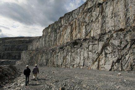 Québec meilleure mine demande l'adoption de la réforme minière