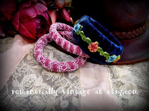 Check out this item in my Etsy shop https://www.etsy.com/listing/259663590/pink-bracelet-set-stacked-bangles-for