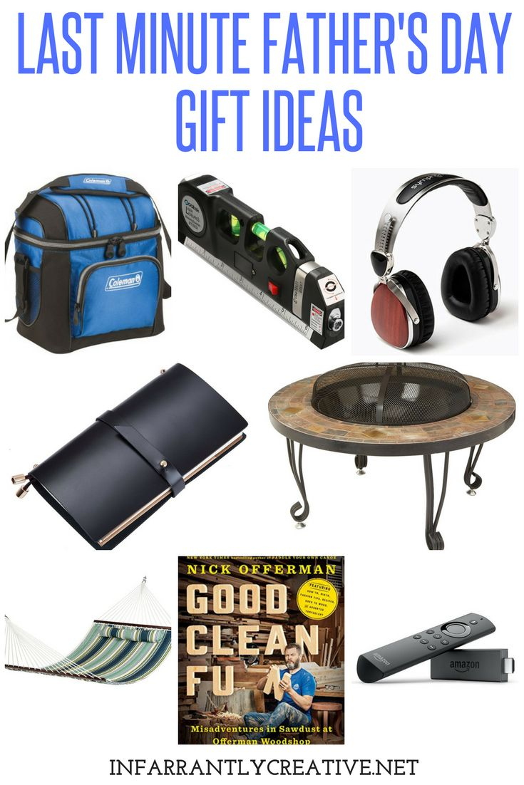 161 best gift ideas products we love images on pinterest for Diy last minute birthday gifts for dad
