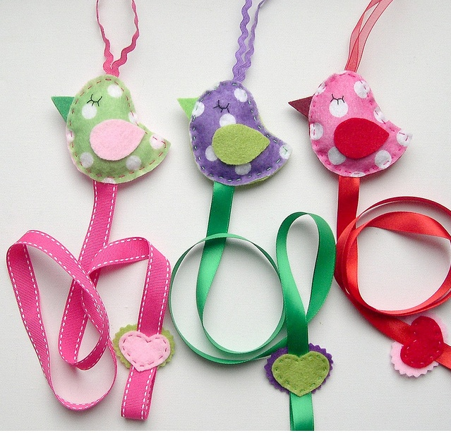 hair clip holder