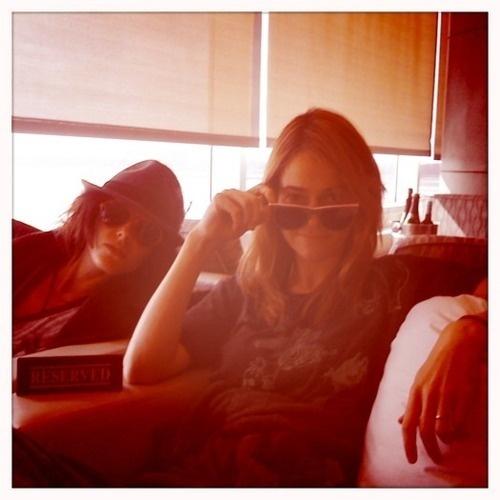 Kate Moennig and Leisha Hailey