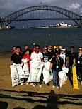 Clean Up Australia Day 2011