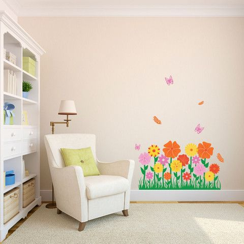 This item is a cut decal, each color is a separate vinyl decals you can place on a wall to create a 'wallpaper' like pattern. The color of your wall will be the background color of the pattern.  Visit this link for more designs: https://limelight-vinyl.myshopify.com/