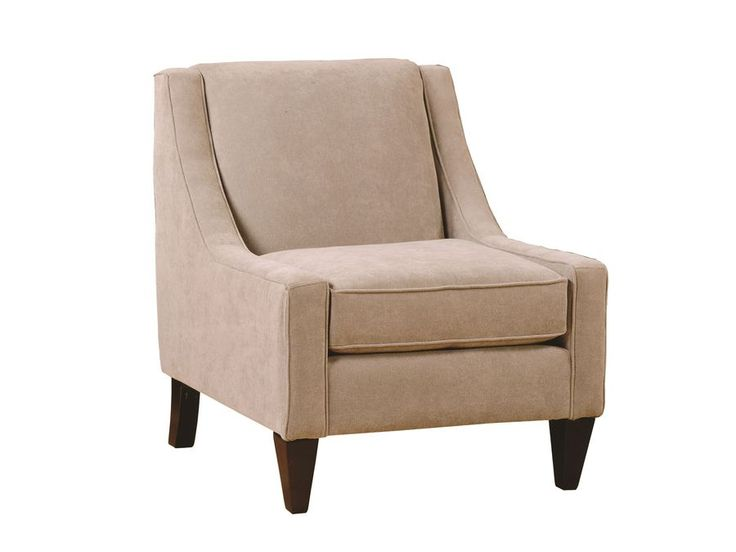 The Atwood chair, choose you fabric, choose your leg and even change the dimensions @ Wind Grove