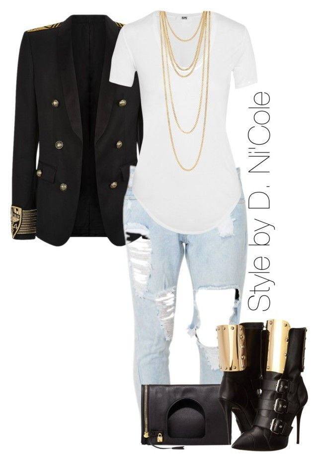 """""""Untitled #2142"""" by stylebydnicole ❤ liked on Polyvore"""