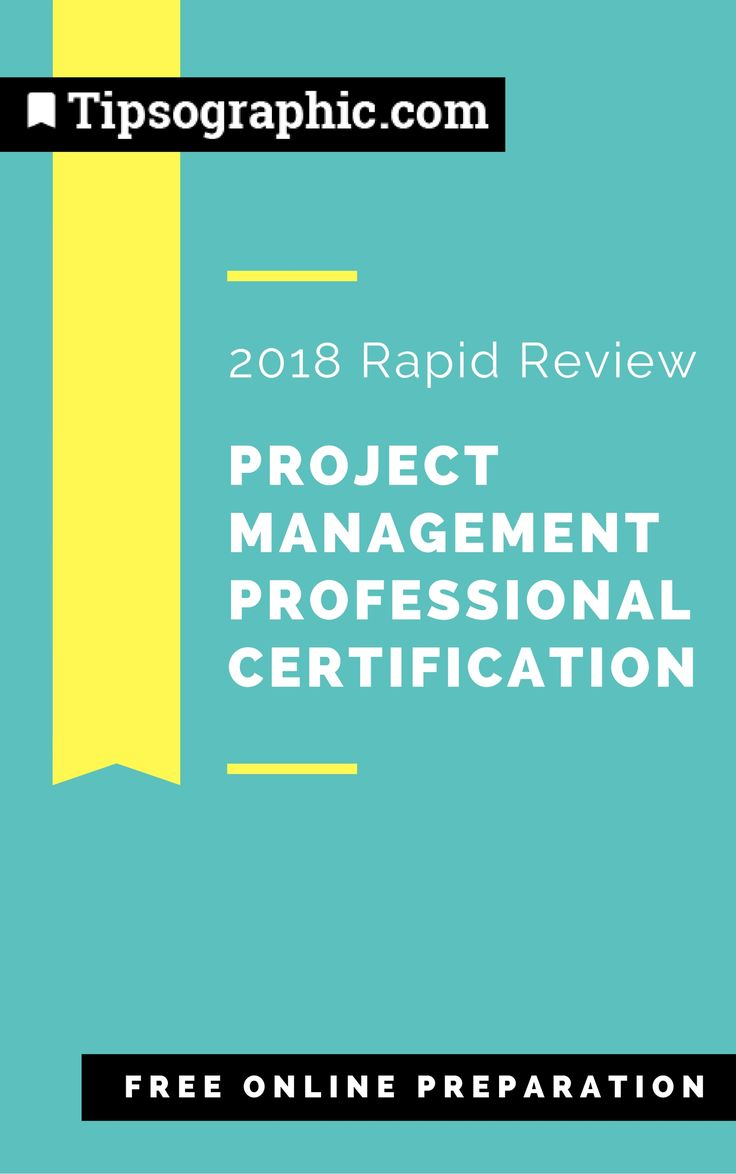 The 25 best project management courses ideas on pinterest project management professional certification 2018 rapid review free online preparation based on pmbok6 1betcityfo Images