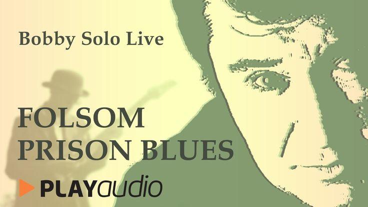 Folsom Prison Blues - Bobby Solo Live In Sabbioneta - PLAYaudio
