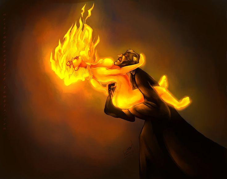 Hellfire by Mushempu on DeviantArt