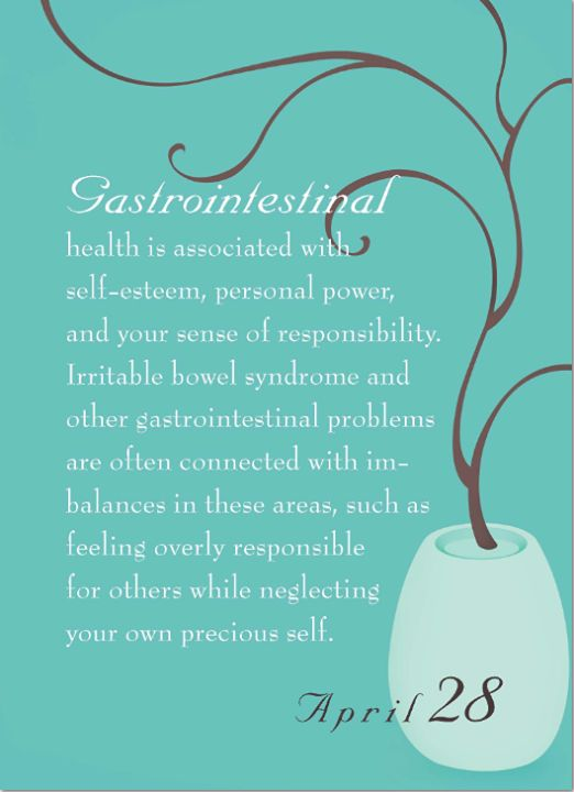 Dr. Christiane Northrup - Gastrointestinal health issues - Where's your head at? Stress can trigger/cause endless health problems