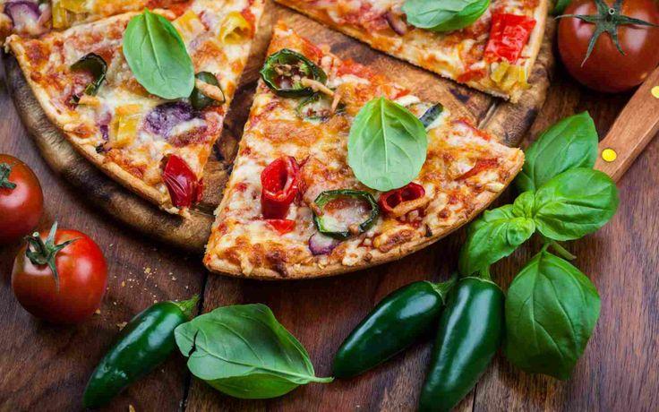 3 parasta pizzareseptiä ilman jauhoja