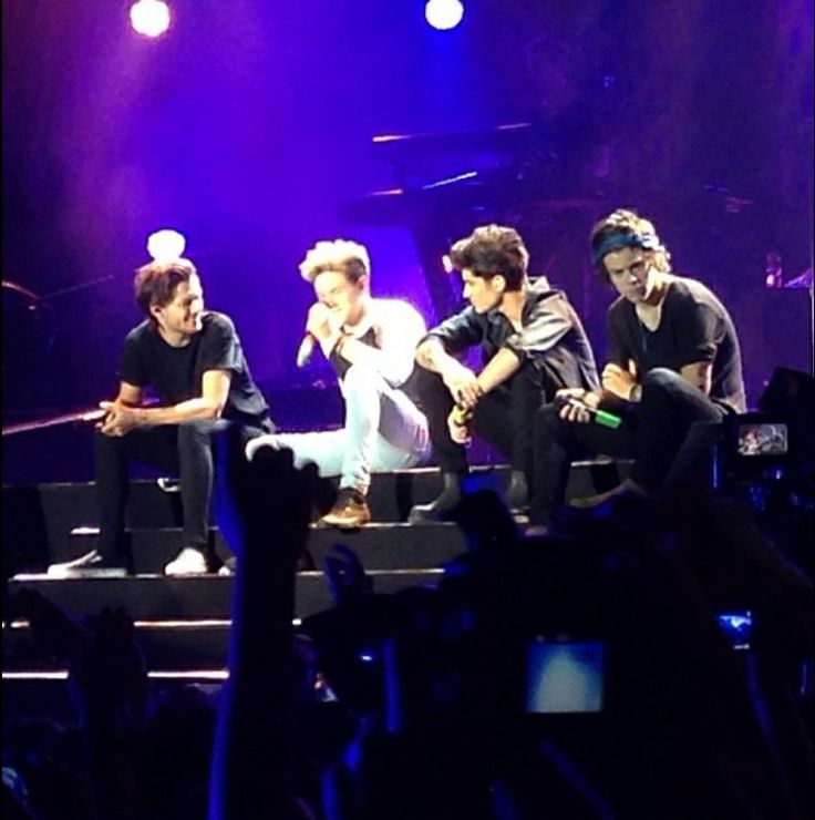 One Direction at the WWA tour in Montevideo, Uruguay - 06.05.14 #14