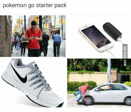 Pokemon GO getting rough here
