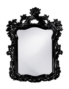 It just figures that I find a mirror I want and it only costs a little under a grand.Bathroom Mirrors, Turner Mirrors, Dining Room, Glossy Black, Edgecromb Mirrors, Interiors Design, Wall Mirrors, Black Mirrors, Howard Elliott