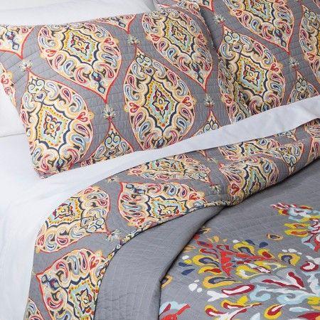 Mudhut™ Imani Quilt Set - Multicolor (Full/Queen) : Target