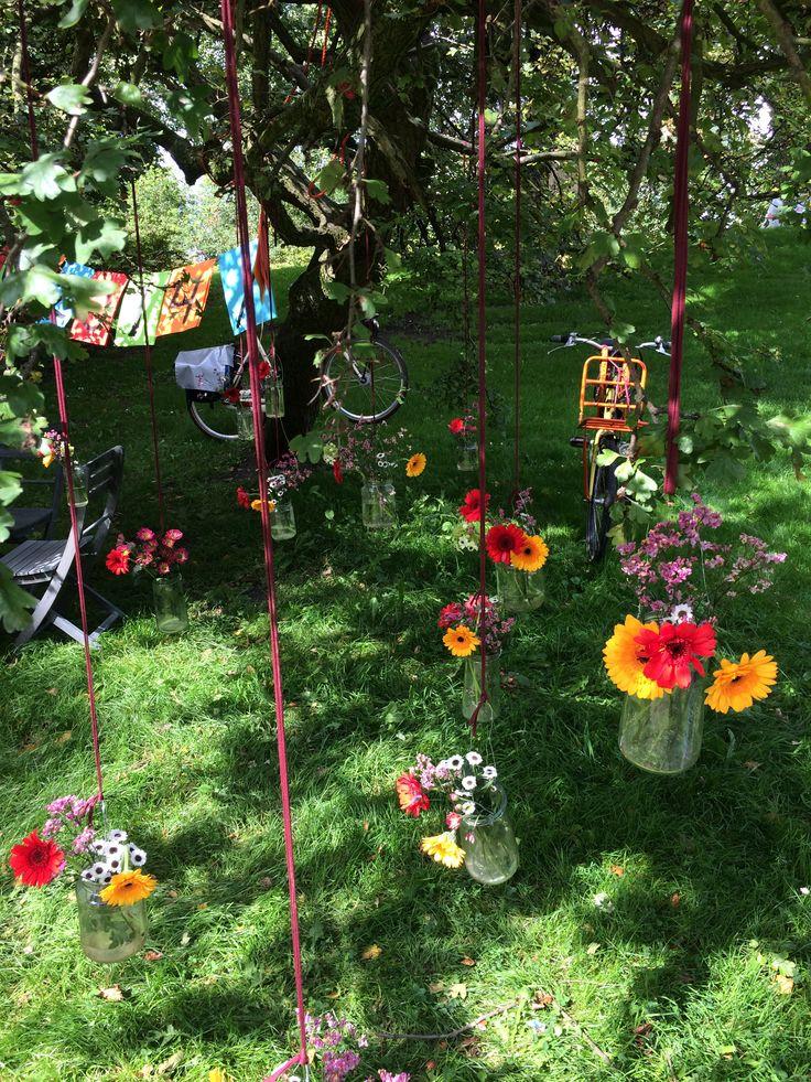 17 beste idee n over tuinfeest decoraties op pinterest tuinfeesten doe het zelf feest - Decoratie terrace ...