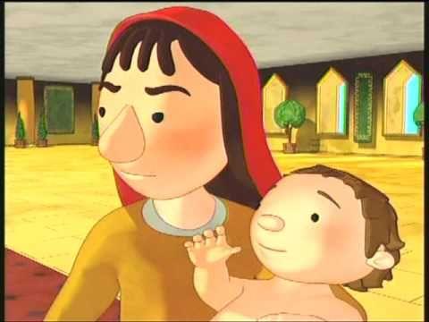 Solomon Bible Animated feature