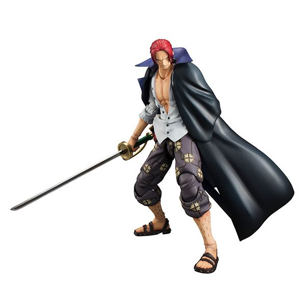 Variable Action Heroes - Shanks