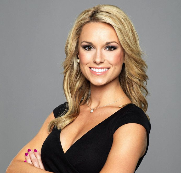 Molly McGrath Fox Sports | Meet Molly McGrath: Fox Sports 1′s new sports anchor is easy on the ...