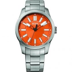 Hugo Boss Men's Watch Orange Stainless Steel Bracelet 1512935