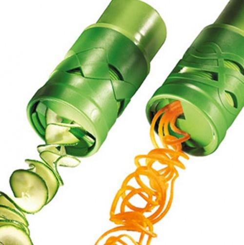 Veggie Twister.