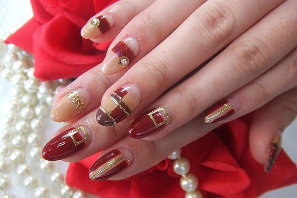 Гелевые ногти: фотогалерея красивого маникюра