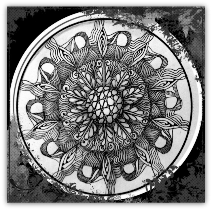 140 Best Images About Mandala Obssesion On Pinterest border=