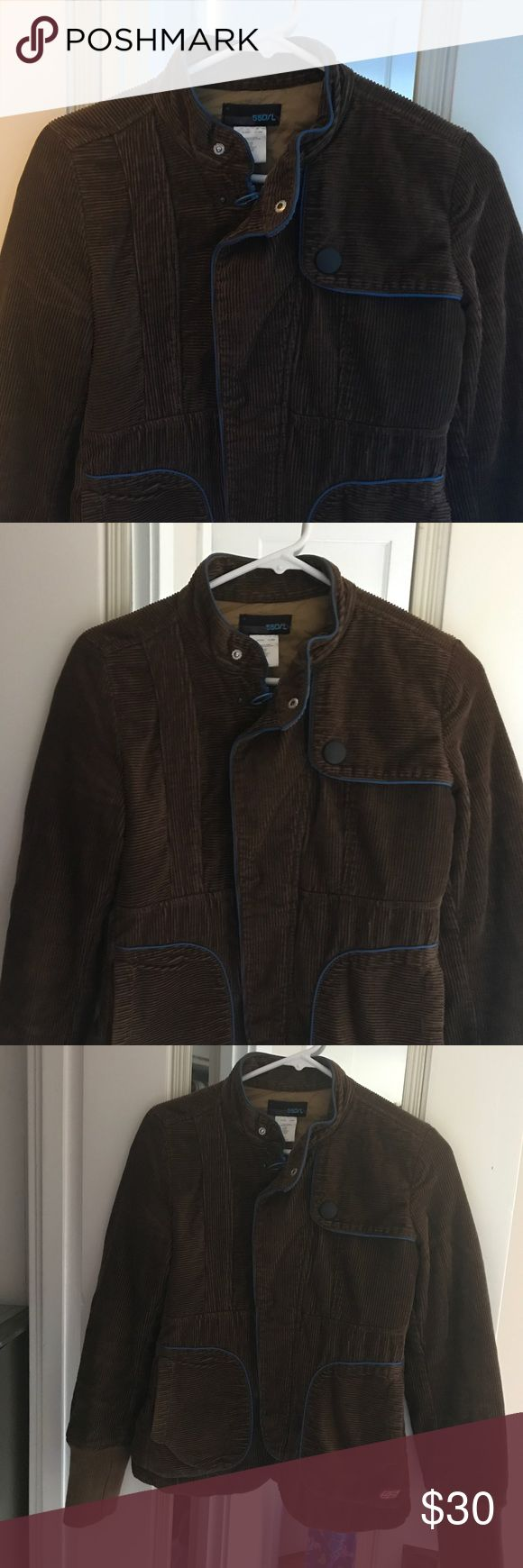 55DSL Diesel Corduroy blazer This a nice fit corduroy blazer jacket. In excellent used condition. Diesel Jackets & Coats Blazers